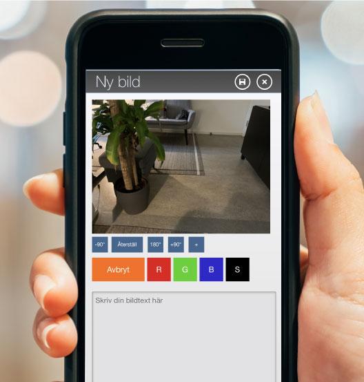 MyScore Mobile – Bildhantering
